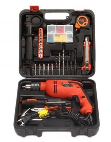 13mm多功能冲击钻两用手电钻电锤套装家用微型电动工具