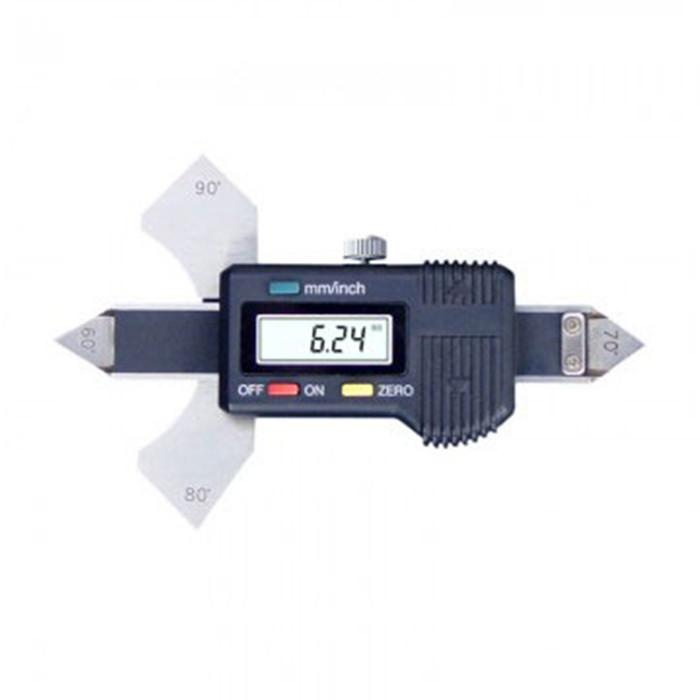 广陆数显焊缝尺焊缝仪焊接检验尺电子焊缝规0-20