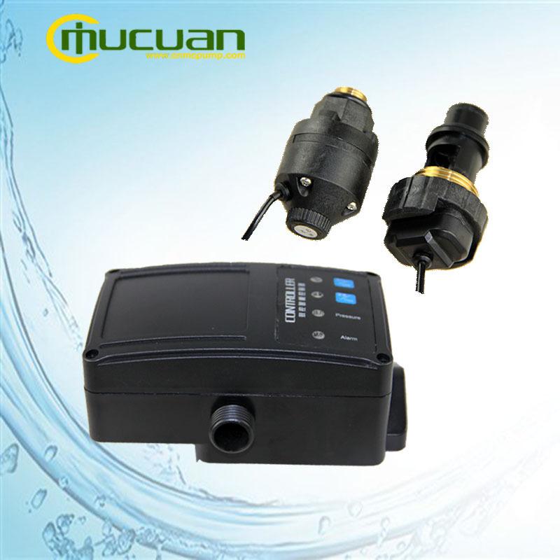 全自动智能水泵控制器 流量开关 可调节压力开关 微电脑控制器