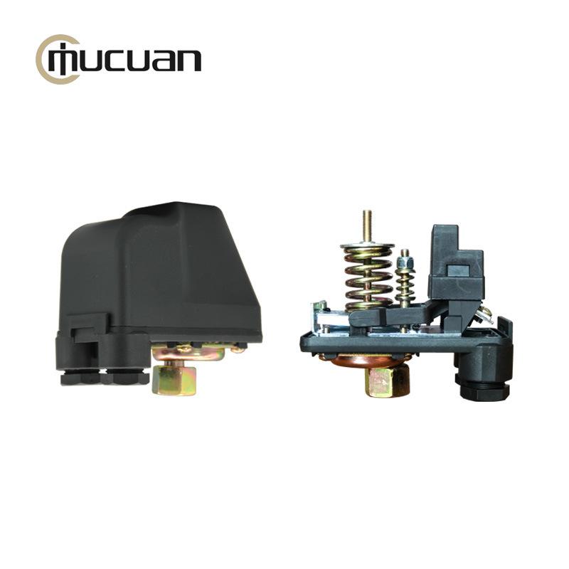 木川MC厂家直销大功率自动泵自吸泵水泵压力开关银触点 JSK-9
