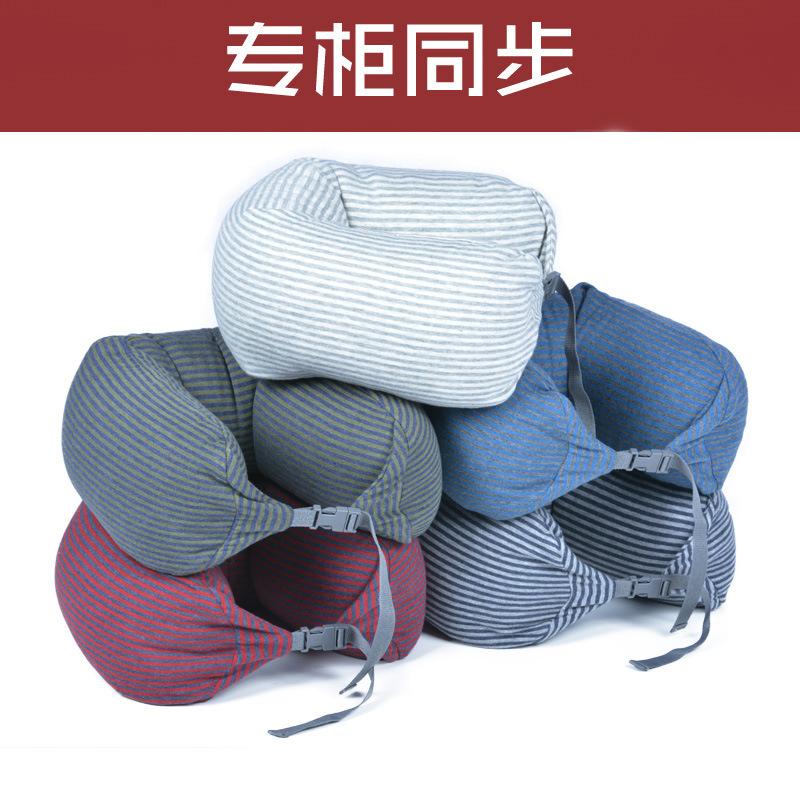 厂家 无印u型枕 粒子 良品 护颈枕 多功能u型枕头 旅行枕 颈椎枕