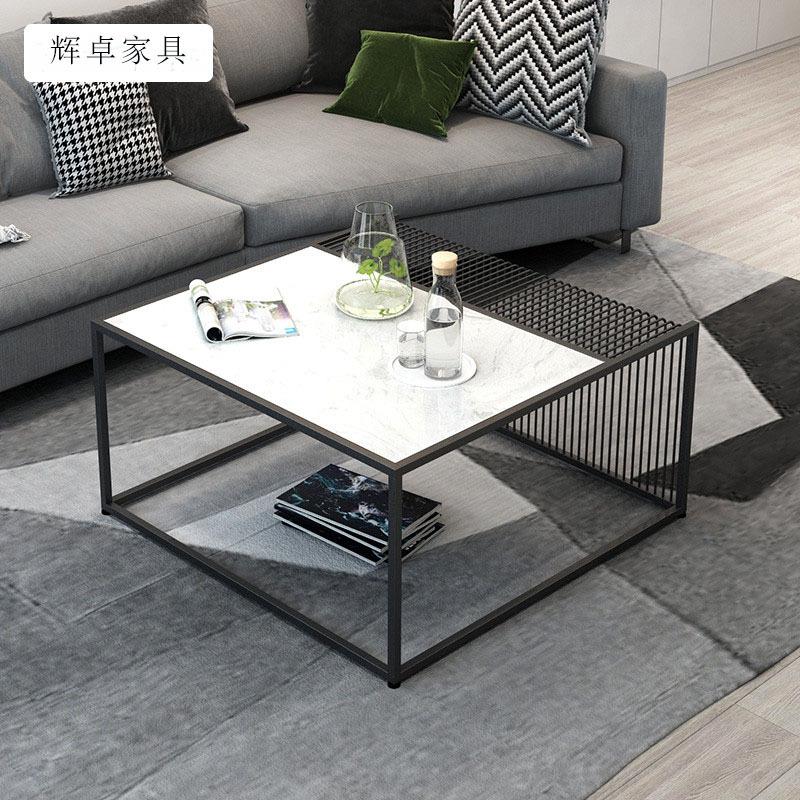 北欧单身公寓小户型荼几客厅家具创意茶桌简约实用省空间现代茶几