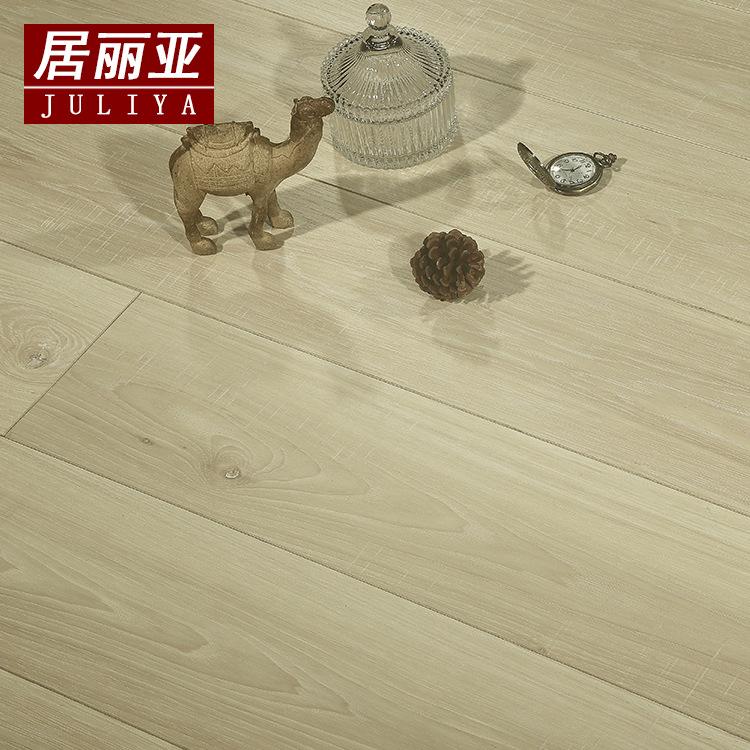 15mm多层实木复合木地板强化面北欧原木家用防水耐磨环保地暖大板