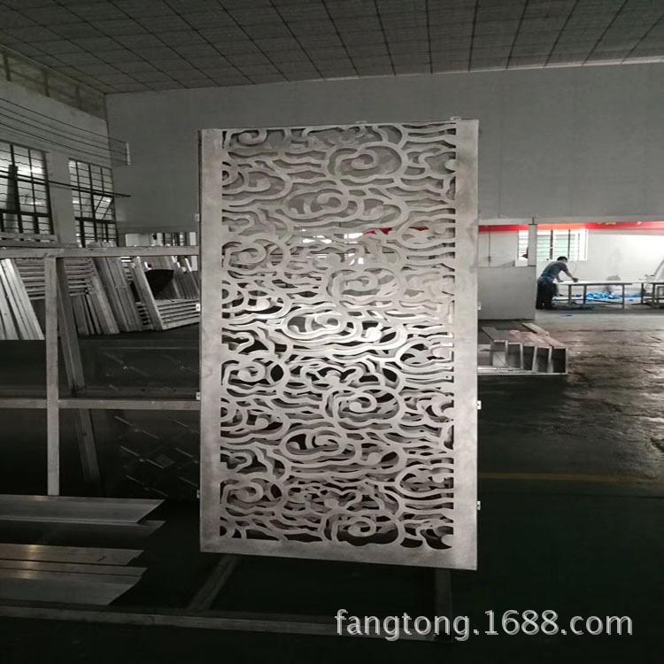 2.5mm厚镂空铝单板幕墙加工 门头招牌外墙氟碳雕刻铝单板生产厂家