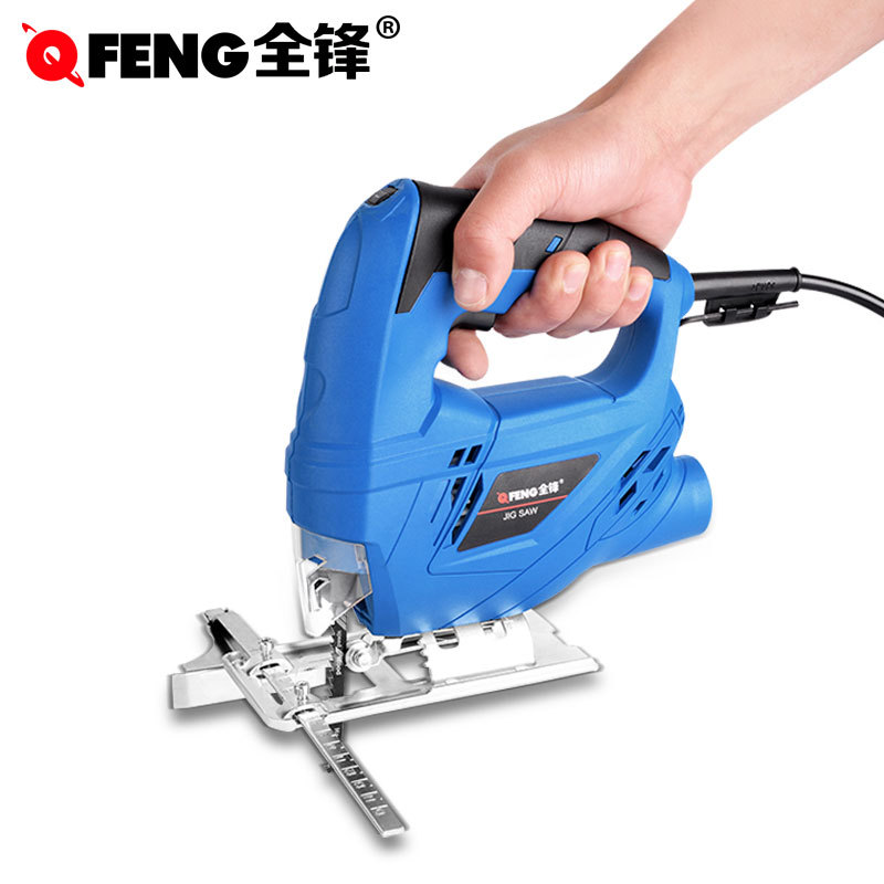 厂家批发2055款全锋曲线锯激光木工电锯家用手工锯拉花锯电动工具
