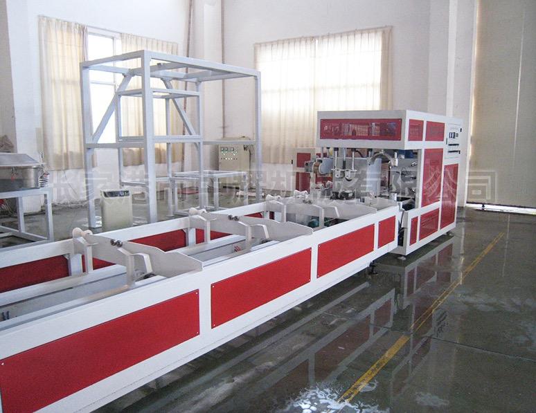 工厂直销PVC管材扩口机批发定制 塑料管材扩口机 张家港厂家直销