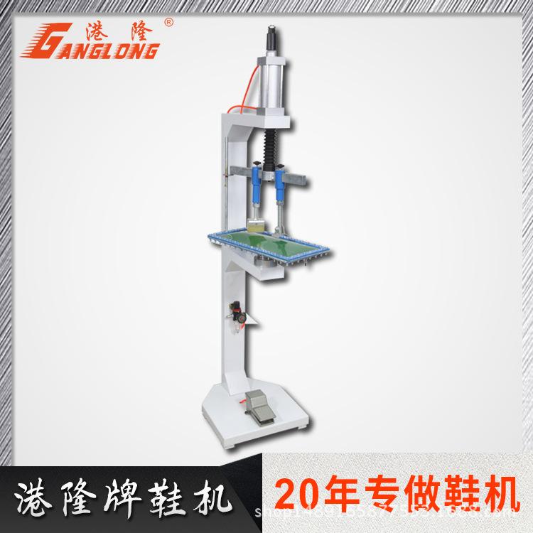 广州批发划线机 普通定线机 鞋帮脚划线打磨 落底制鞋机机械设备