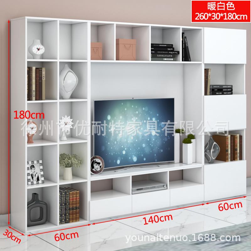 客厅家具组合电视柜视听柜客厅家具电视柜幕墙组合电视柜