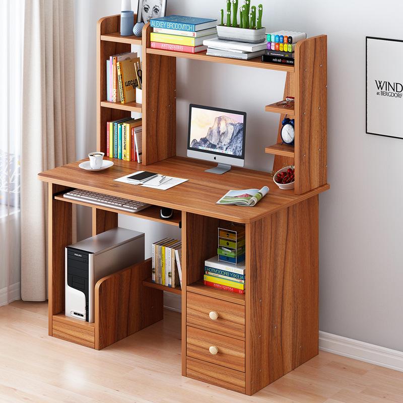 代发简易电脑桌台式桌家用现代创意简约经济型书桌学生卧室写字桌