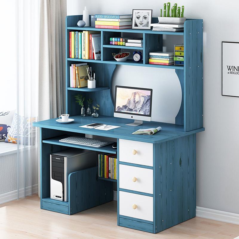 代发简约现代电脑桌台式家用办公桌 时尚创意书桌省空间写字桌