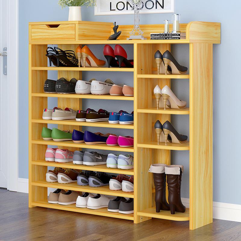 代发鞋架简易鞋柜家用多层鞋架多功能宿舍鞋架置物架组装省空间
