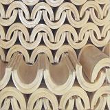 空调冷水管保温聚氨酯管托 管道聚氨酯保冷管托 聚氨酯发泡管壳