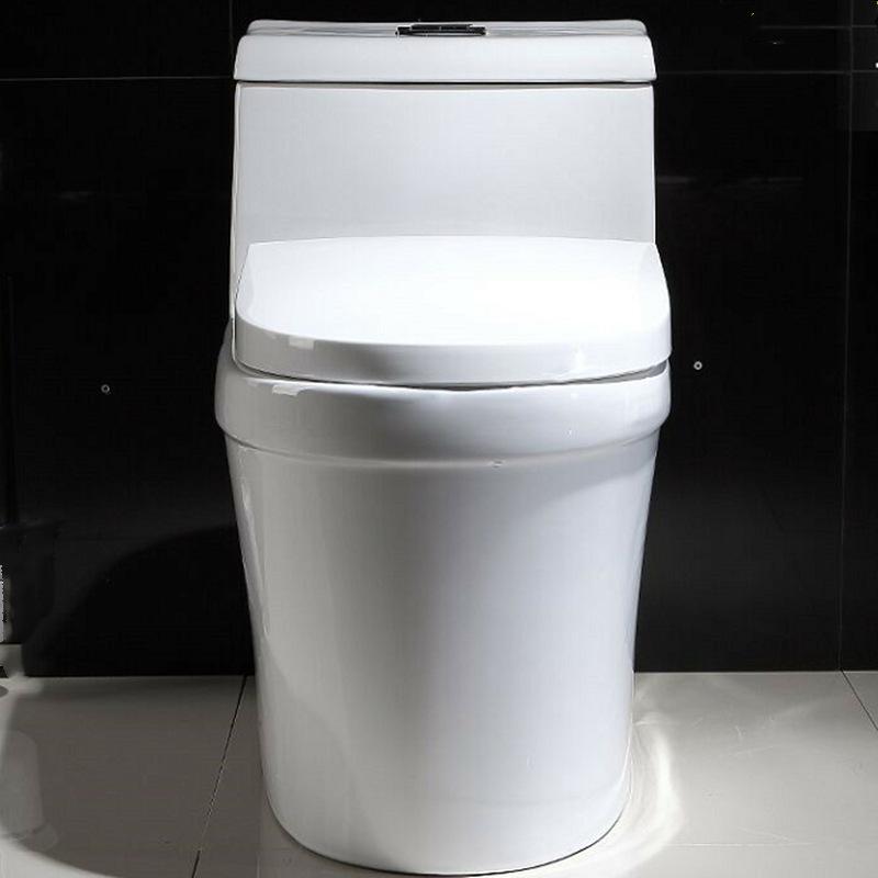 广东厂家工程批发陶瓷抽水马桶家用超旋坐便卫浴洁具马桶节水连体