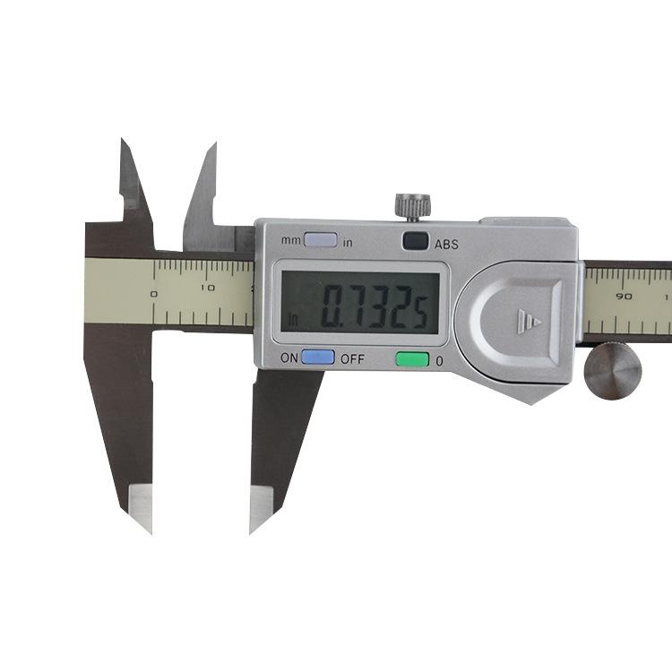 厂家直销爱测易数显游标卡尺 高精度易测量携带电子卡尺
