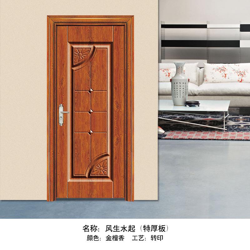 厂家直销 优质加厚料电解板钢质门