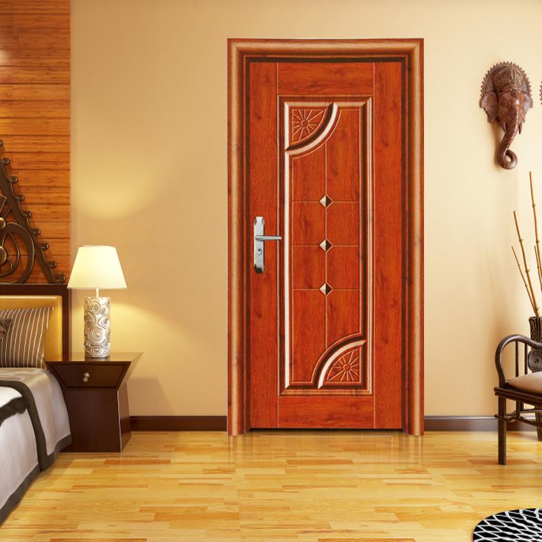 厂家直销铝房门铝合金室内房门全铝室内门铝合金套装门卧室门定制