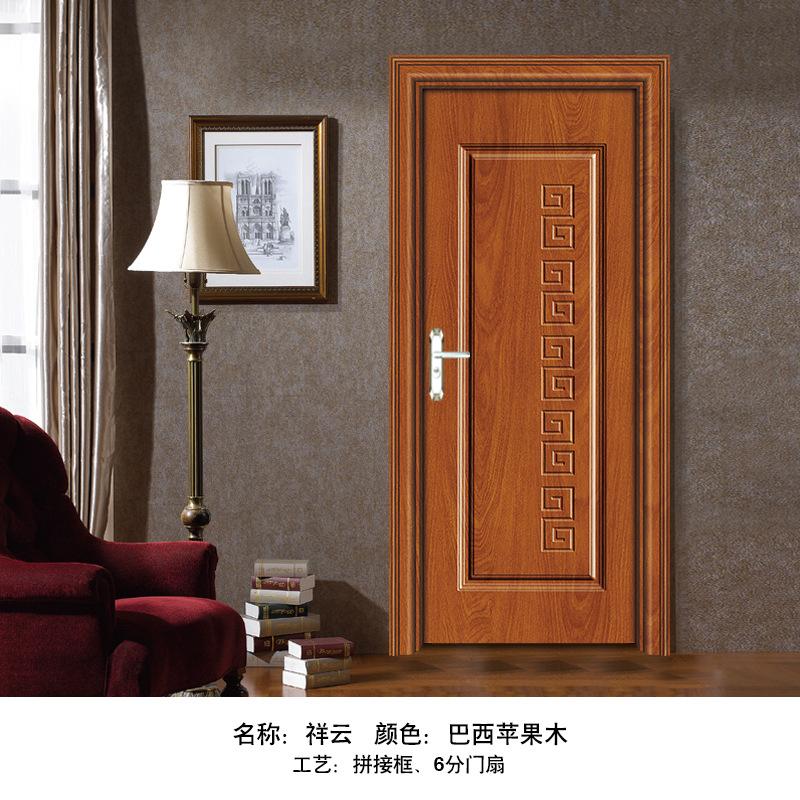 厂家直销铝合金室内房门全铝室内门铝房间门铝合金套装门全铝房门