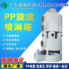 节水高压喷淋塔高风量方形高压喷淋塔除尘设备废气净化塔厂家直销