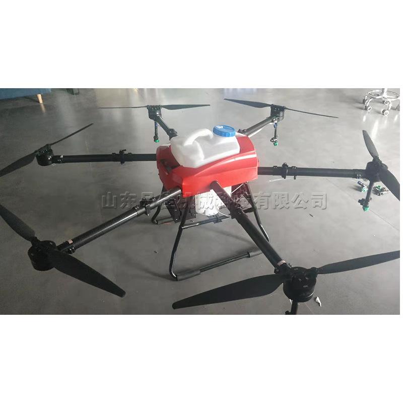 电动多旋翼植保无人机 农林植物无人喷药机 农田药剂喷洒作业